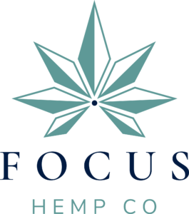 The Logo for Our Third-Party Testing Lab Focus Hemp Co